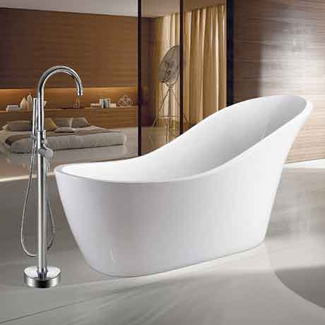 Vienna Modern Slipper bath