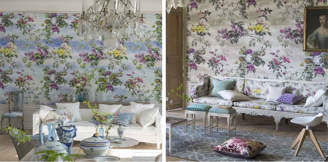 Caprifoglio Wall Covering Designers Guild