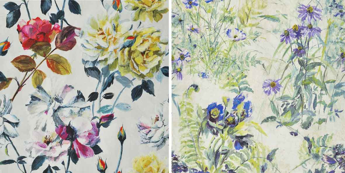 Couture Rose & Paysage Linen Designers Guild