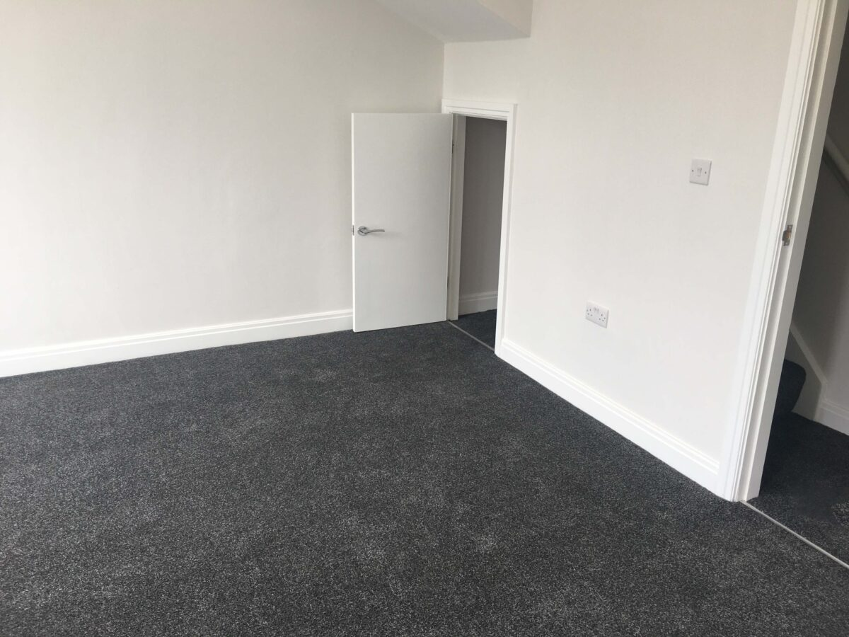 Lounge before staging